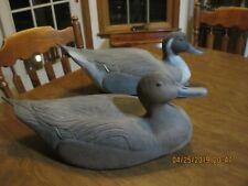 Duck Decoys Woodstream / Victor Lititz Pa. Lot of 2