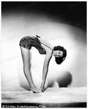 8x10 Print Rita Hayworth Sexy Leggy Cheesecake Pin Up 1940's #9757