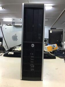HP 8200 Elite SFF PC, 250GB HDD, Intel Core i5-2400 CPU 3.1GHz, 8GB RAM
