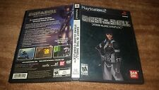 GHOST IN THE SHELL STAND ALONE COMPLEX PLAYSTATION 2 PS2 MINT CONDITION COMPLETE