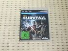 Cabela´s Survival Shadows of Katmai für Playstation 3 PS3 PS 3 *OVP*