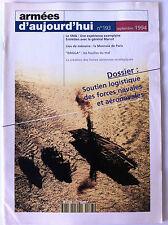 """Armées d'Aujourd'hui n°193 du 09/1994; """"DAGGA3 les feuilles du mal/ Le SMA"""