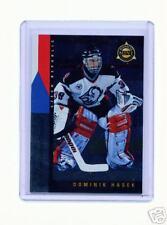 1997-98 PINNACLE MINT DOMINIK HASEK MINTERNATIONAL CARD