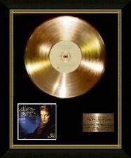 Alison Moyet / Ltd Edition CD Gold Disc / Record / Alf