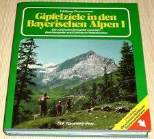 GIPFELZIELE IN DEN BAYRISCHEN ALPEN Bd 1 Berggipfel - Extra-Beilage Gipfeltouren