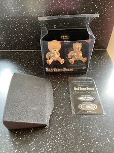 BAD TASTE BEARS LIAM 48 OF 500 COLLECTORS EDITION 2008 FUNDS FOR ANIMAL RESCUES