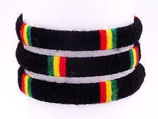 Lot de 3 Bracelet Brésilien de l'Amitié Macramé coton Friendship rasta reggae