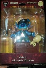 "Pirates of the Caribbean: Stitch as Captain Barbossa 3"" Action Figure Disneyland"