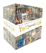 Two And A Half Men DVD Komplettbox - 40 DVDs
