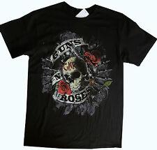 NEW Men's Guns N' Roses Firepower Logo Heavy Metal Rock by Bravado T Shirt M NWT