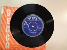 """CRUISERS: It Ain't Me Babe- Baby What Do You Want Me To Do-U.K. 7"""" 65 Decca Demo"""