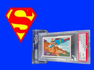1968 A&BC Superman in the Jungle SUPERMAN STRIKES #54 NM-MINT 8 - garno PSA