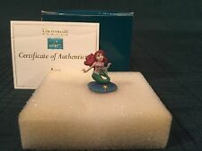 WDCC The Little Mermaid - Enchanted Places Ariel Miniature New in Box