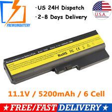 6Cell Battery for Lenovo G550 G450 N500 G530 L08N6Y02 42T4729 42T4730 L06L6Y02