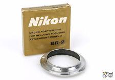 Nikon br-2 Macro Anello di inversione adattatore per Scatola a soffietto modello 2
