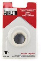 Ricambi guarnizioni caffettiera Bialetti 1 tz piastrina filtro 0109741/up  Rotex