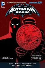 Batman and Robin Volume 5: The Big Burn HC (The New 52) by Peter Tomasi Hardback