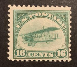 TDStamps: US Airmail Stamps Scott#C2 Mint H OG