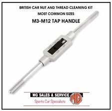"""MG MGA MGB MGC  M3 M12 1/16""""-1/2"""" TAP HANDLE WRENCH HOLDER   ( TAP AND DIE )"""