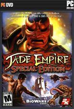 Jade Empire Special Edition PC Games Windows 10 8 7 XP Computer bioware rpg