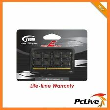 Team Elite 8GB DDR3 1600 Mhz Memory SODIMM 1.35V RAM for Laptop PC3 12800 DDR3L