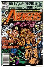 1)AVENGERS #216(2/82)FANTASTIC FOUR/SILVER SURFER/THOR(NEWSSTAND CVR)(CGC IT)9.6