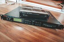 Roland S-760 Digital Sampler + DA-400