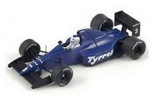 1:43 Tyrrell Ford 018 Palmer 1989 1/43 • MINICHAMPS 400890003