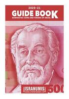 Guide-Book for Israel/Palestine Banknotes Coins & Tokens * Free S&H *2020-21 *