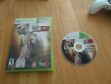 WWE '12 (Microsoft Xbox 360 has scratches