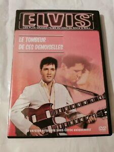 Dvd Le Tombeur De Ces Demoiselles Elvis Presley