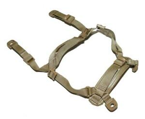 Ops-Core H-Nape Head-Loc Chinstrap ACH Retention System - L/XL- SEAL SOF NSW CAG