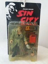 Marv Frank Miller Sin City 1998 McFarlane Action Figure with Weapons New