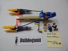 Lego Star Wars Anakin's Podracer Set 7131 Near Complete No Instructions 1999
