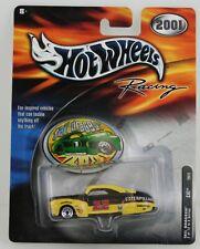 2001 Hotwheels Racing Taildragger CAT 29629 1:64 Scale
