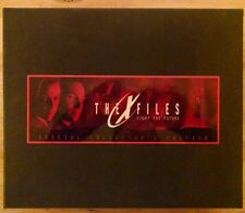 The X-Files Fight the Future Special Collector's Edition VHS complete set