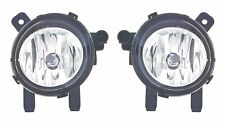For BMW 1 Series F21 3 Door Hatchback 3/2012 Fog Lights / Lamps Pair OS NS