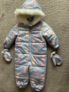 BNWT Peppa Pig All In One With Mittens - 18-24Months