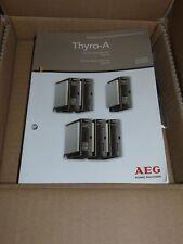 AEG THYRO-A 1A 230-45 HRLP1 C14 THYRISTOR SWITCH POWER CONTROLLER 1 PHASE