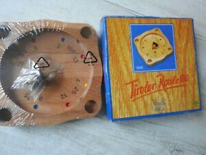 Tiroler Roulette von Tavla &Co.  unbespielt noch innen in Folie. Aus DM-Zeiten