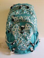 HIGH SIERRA Green Backpack Bag Waterproof