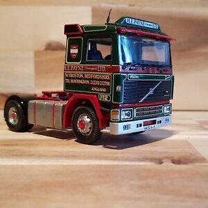 Corgi Trucks/Heavy Haulage H E Payne Volvo F12 Unit Only.