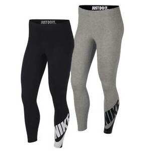 Nike Sportswear Leg-A-See 7/8 Lauf Tight Damen Leggings Sport Fitness Legging