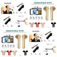 Buy 1 get 1 Free Bluetooth Head Wireless in-ear Stereo Headphone Earphone Earbud