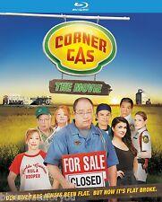 Corner Gas THE MOVIE Blu Ray  New Release 2014  All Regions  NEW  Blu Ray
