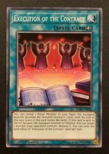 IGAS-EN084 Execution of the Contract - Common - 1st Edition - Yugioh