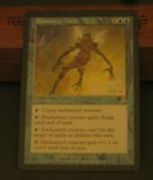 1x Pemmin's Aura, MP, Scourge, EDH Commander Enchantress Blue Untap Shroud