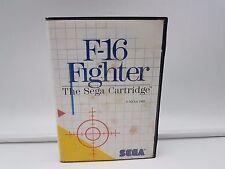 F-16 FIGHTER F16 F 16 PAL SEGA MASTER SYSTEM.COMBINO ENVIO