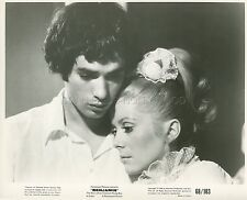 CATHERINE DENEUVE PIERRE CLEMENTI  BENJAMIN 1968 VINTAGE PHOTO ORIGINAL #3