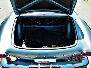 Volvo 1800 p1800 1800S Jensen alternitive trunk seal